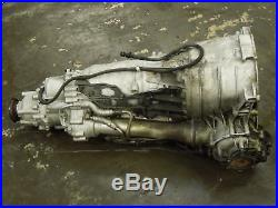 Audi S6 C6 5.2 V10 FSi ZF Automatic Gearbox Type JMS