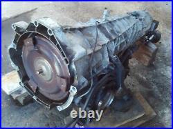 Audi S8 D2 Fl Automatic Gearbox 2001 Torque Converter Fbg Sport Transmission