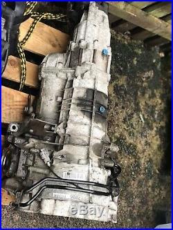Audi, Seat, Skoda, Vw Passat B5 2.8 4 Motion Automatic Gearbox 5HP19
