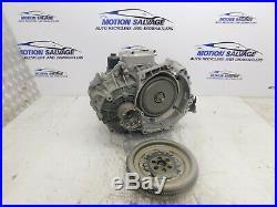 Audi Tt Mk2 2.0 Tfsi Dsg Automatic Gearbox Bwa 2007-2013