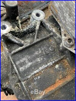 Audi / Volkswagen Passat Tdi Dsg Auto Automatic Gearbox Hyc 02e301103f