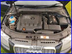 Audi a3 2.0 tdi 2008 s line sportback dsg automatic gearbox 10 months MOT