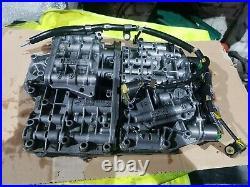 Audi allroad 2.5tdi 2005 automatic gearbox solenoid valve body eyj 1060427138