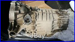 Audi automatic gearbox NSL