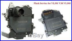 Audi multitronic CVT Automatic Gearbox VL300 ECU 01J927156HT Flashing