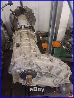Audi q7 vw touareg 3.0tdi automatic gearbox quatro oc8 300 037g