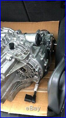 Audi s3 gearbox 2017+ 7speed automatic