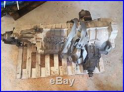 Automatic Gearbox + Torque Converter Audi A8 S8 4.2 Quattro 2001 Code Fbg