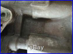Automatic gearbox DSG 6 speed VW Seat Skoda Audi 02E301107