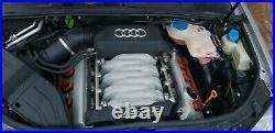 COMPLETE AUDI S4 4.2 V8 B6 B7 BBK ENGINE + AUTO GEARBOX + ECU automatic