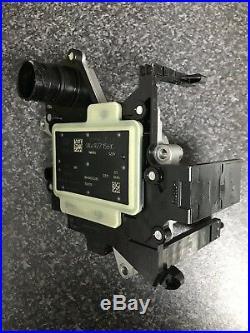 Cvt Tcu Automatic 0aw927156k Ecu Gearbox Audi A4 A5 A6 A8 S-tronic Temic Vl381f