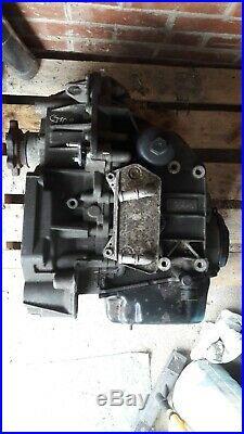 Dsg vw audi skoda sequential automatic gearbox code HQN 1.9 Diesel 61000 Miles