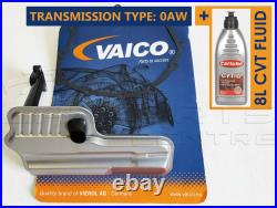 For Audi A4 A5 A6 A7 Auto Automatic Cvt Transmission Gearbox Filter 8l Oil Kit