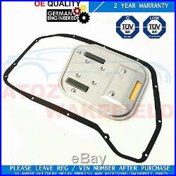 For Audi A8 Automatic Transmission Gearbox Sump Pan Filter Seal 8l Oil Kit 8hp55