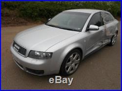 GEARBOX Audi A4 S4 QUATTRO 01-05 4.2 Petrol HHU Automatic & WARRANTY 1173778