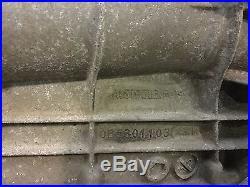 Genuine 2014 Audi A6 3.0 Tdi Automatic Gearbox S-tronic 0b5301383k / 0b5301103