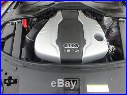 Genuine 2014 Audi A8 4h 3.0 Tdi Nwj Quattro 8 Speed Auto Automatic Gearbox