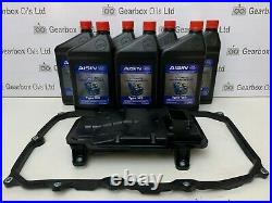 GENUINE AUDI Q7 VW Touareg 0C8 8 SPEED AUTOMATIC GEARBOX FILTER GASKET AISIN OIL