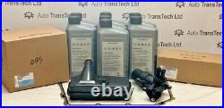 Genuine Audi 0B5 Automatic Transmission service kit oil 7L and filters