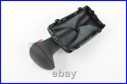 Genuine Audi A4 A5 Automatic Gearbox S Line Shift Knob With Boot Titanium LHD