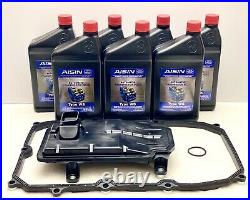 Genuine Audi Q7 0C8 8 speed automatic gearbox service kit oil filter gasket oem
