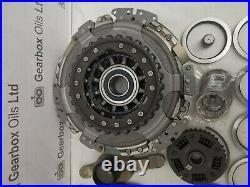 Genuine VW Audi Seat Skoda DSG 7 Speed Gearbox Clutch Gen 2 Diesel 0AM DQ200 Kit