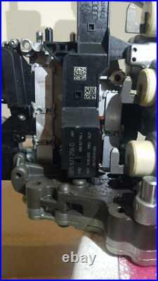 Genuine audi 0b5 dct gearbox mechatronic Valve Bodu Unit Complete With Solenoids