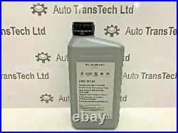 Genuine audi vw seat skoda dsg 7 speed automatic gearbox 6L oil filter kit dq500