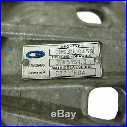 Getriebe Audi R8 422 4.2 FSI V8 KBA Schaltgetriebe