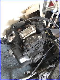JPQ HXS 2.0tdi dsg automatic gearbox audi volkswagen seat skoda
