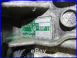 Original Audi A6 4F Automatic Gearbox quattro Tiptronic JML Gearbox BMK 3.0 TDI