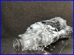 Original Audi S6 4F S8 4E 5.2 V10 Quattro Transmission Jll Automatic Gearbox