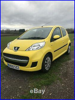 Peugeot 107 1.0 998cc, Automatic Gearbox, 5 Doors, 27k
