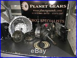 Skoda Octavia Dsg 7 Speed Automatic Gearbox Repair Service