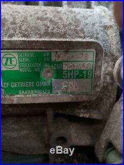 VW AUDI Automatic gearbox ZF 5hp-19 FML FNL passat A6 A4