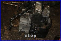 VW GOLF GTI EOS JPR GEARBOX 6 SPEED DSG AUTOMATIC GEARBOX 02E 2.0 TFSI BWA 200hp