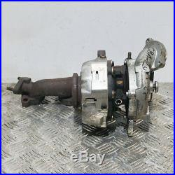 VW Passat CC 2.0 Diesel Turbo Charger With Collector 03L253016F 2009