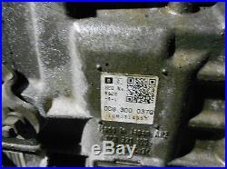 Vw Touareg 7p Audi Q7 Automatic Gearbox Nac 0c8300037g