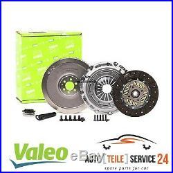 Valeo Kupplungssatz 228mm und Schwungrad mit Ausrücklager für Audi Skoda VW