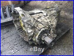 Volkswagen Audi Seat Skoda 1.9 Tdi Automatic Gearbox Code Gho