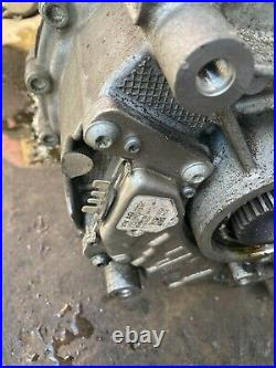 Volkswagen Vw Golf R Audi S3 Dsg Gearbox Automatic 7 Speed Gearbox Code Uaq