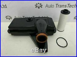 Vw Audi 0b5 Dsg 7 Speed Automatic Gearbox Oil 7l Filter Gasket Dl501 Mannol Oil