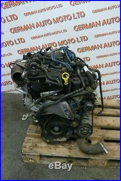 Vw Audi A3 S3 2.0 Tfsi 2013 Cjx Complete Engine With Auto Gearbox
