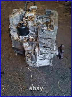 Vw Audi A3 Seat Skoda 2.0tdi Cfg 6 Speed Automatic Gearbox Nln