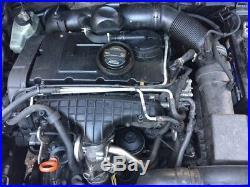 Vw Golf Audi A3 Seat Skoda 2.0 Tdi Bkd 6 Speed Semi Automatic Gearbox 2005-2008