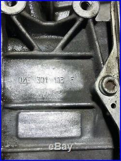 Vw Golf Mk5 GTI Audi A3 2.0TFSI Automatic DSG Gearbox HRW