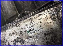 Vw Jetta Golf Audi Skoda 2.0 Tdi Automatic Gearbox Dsg Gearbox 02e301103f Box