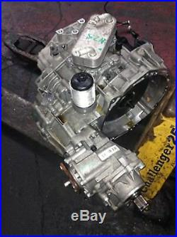 Vw Tiguan Skoda Audi Dsg Automatic Gearbox Code Nzs 4 Motion