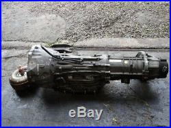Vw Touareg Audi Q7 3.0 Diesel 6 Speed Auto Gearbox Jss 09d300038d