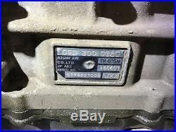 Vw Touareg Audi Q7 3.0 Tdi V6 Automatic Gearbox Complete 09d300038q Tr-60sn